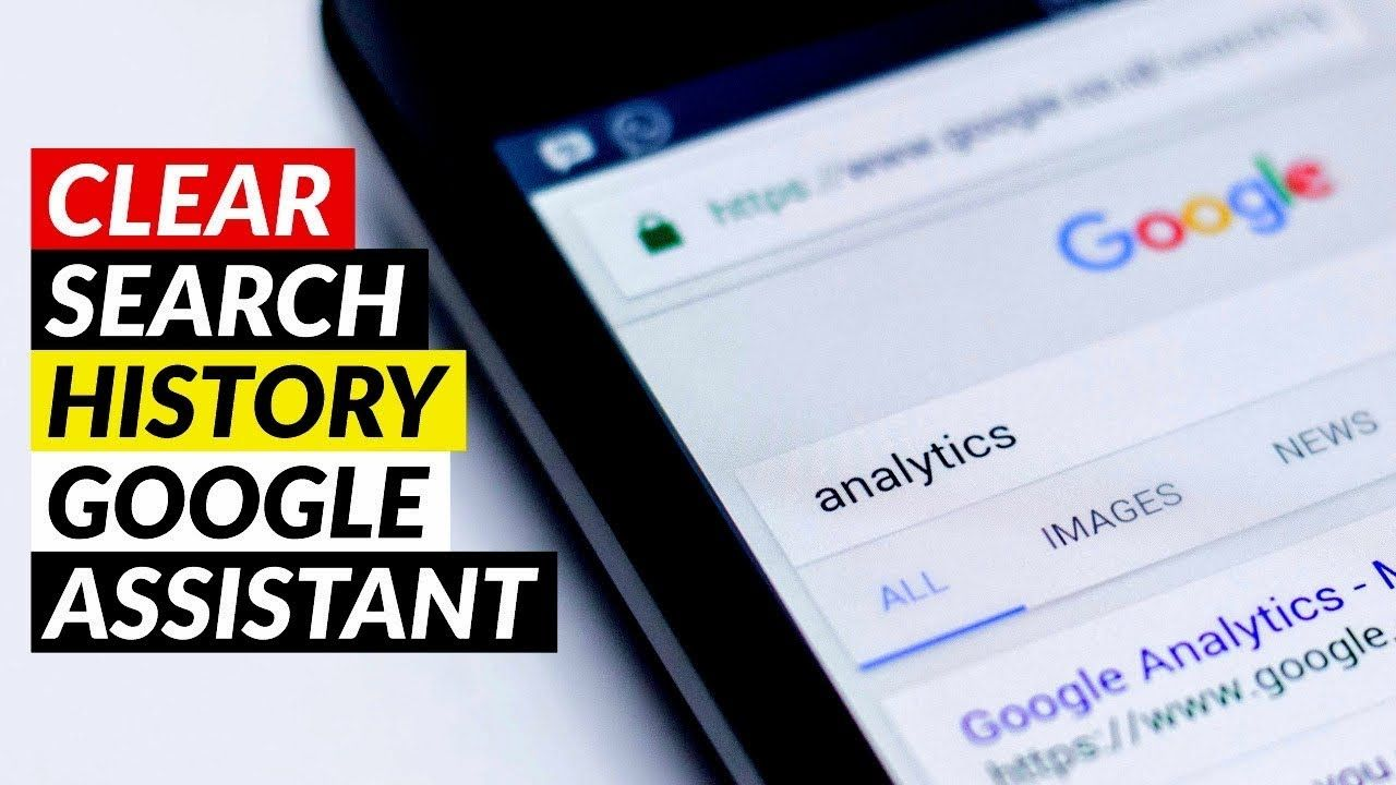 How To Clear Search History Of Google Assistant On Android With