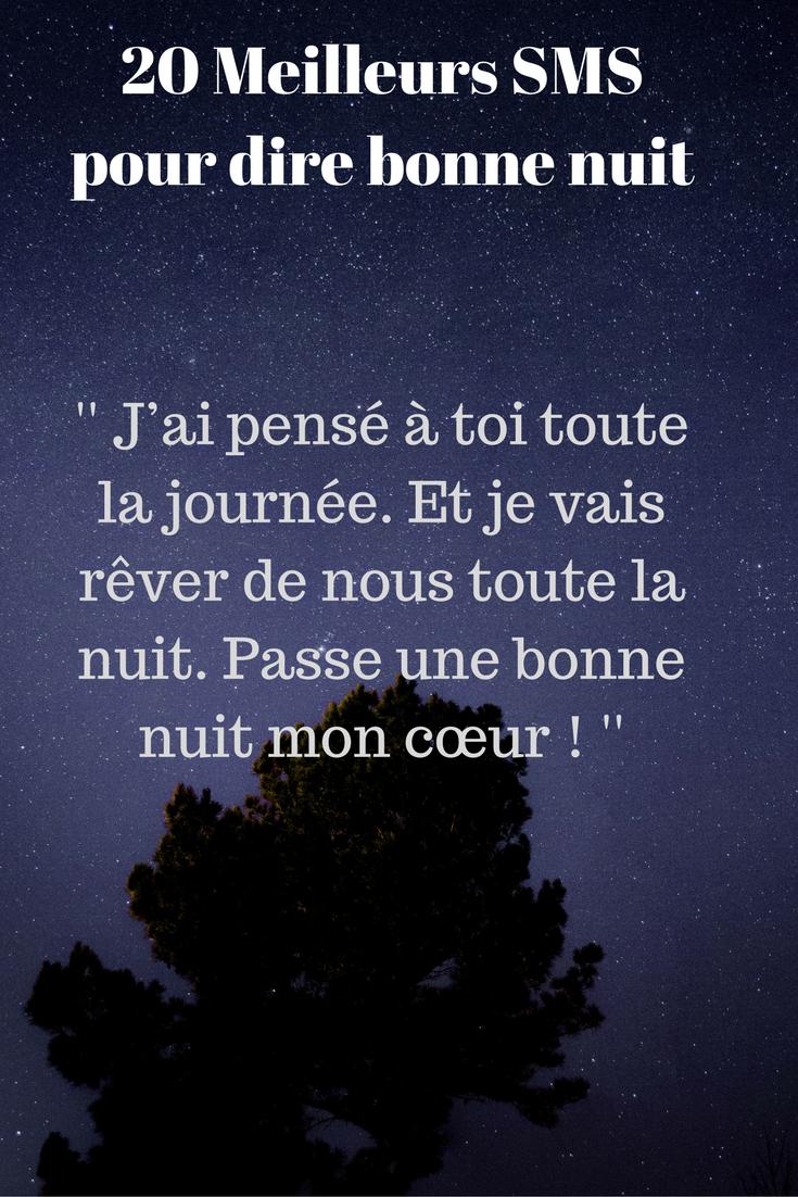 Textos Pour Souhaiter Une Bonne Nuit Sms Bonne Nuit