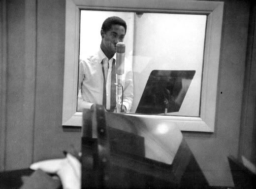 Sam Cooke Is Cooking A Hit Sam Cooke In Booth With Images Sam