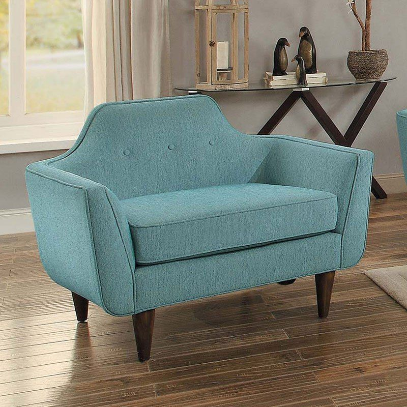 Ajani chair teal chair and a half comfy leather chair