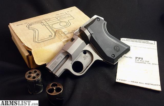 ARMSLIST - For Sale: Rare Cobray Pocket Pal - 22lr and