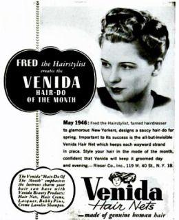 Venida hair nets