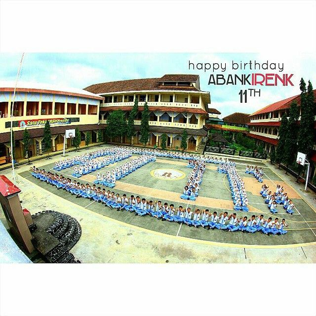 Proud to be part of SMANSA 53