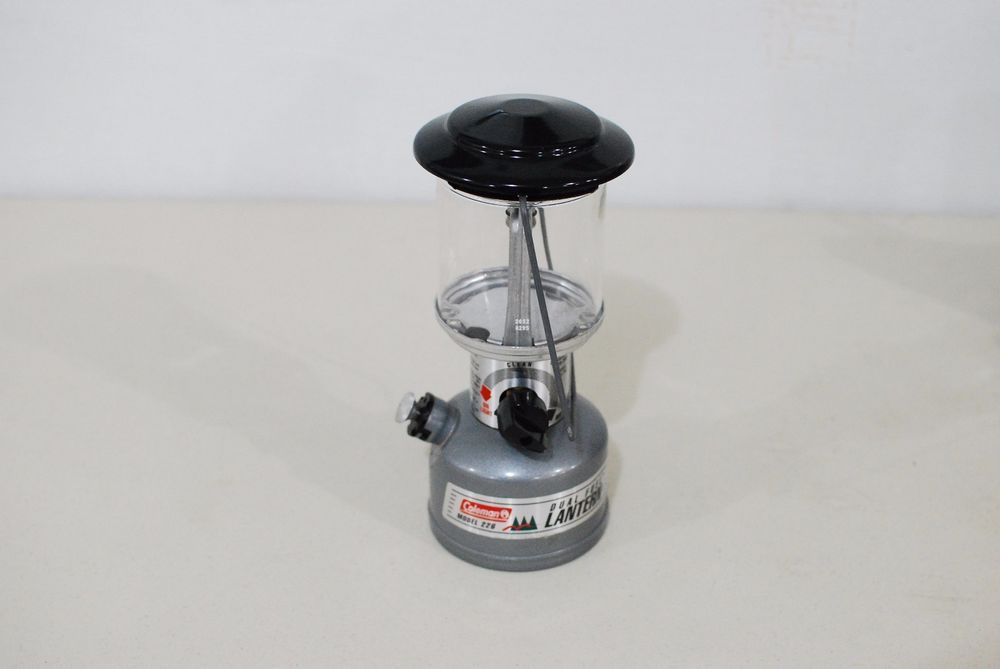 New Coleman Dual Fuel Model 226 Lantern   eBay   LANTERNS