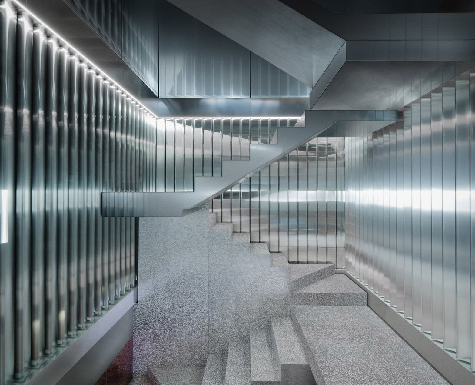 OMA Designs Sleek New Flagship Store For An Italian Jeweler