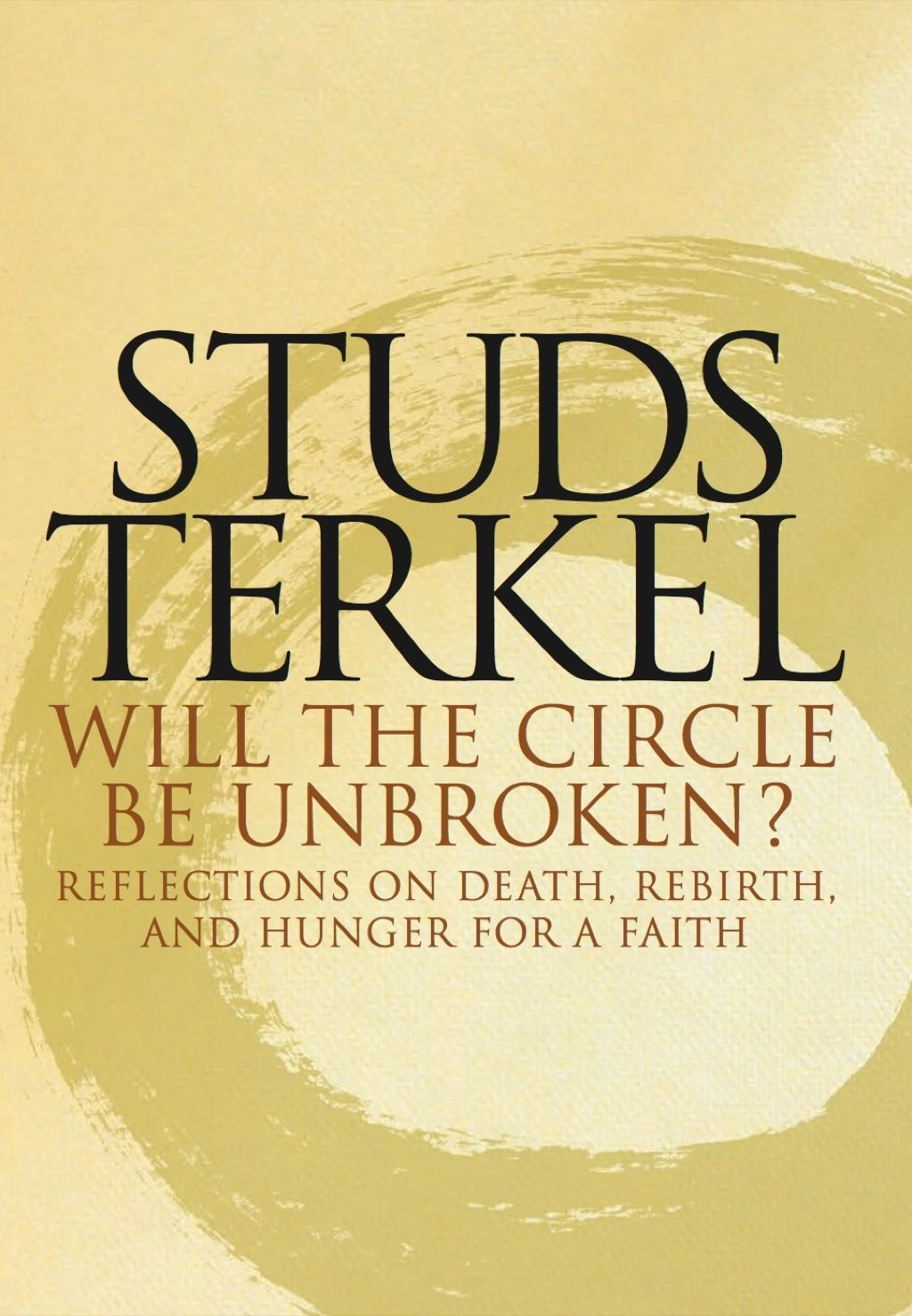 Will the circle be unbroken ebook book worth reading