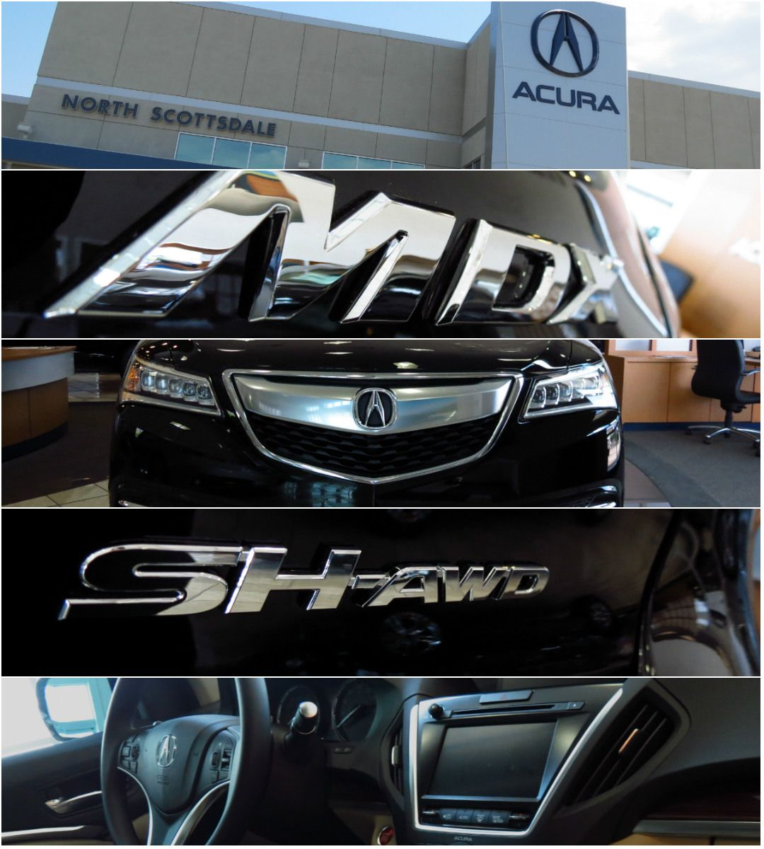 2014 #Acura #MDX @Acura North Scottsdale
