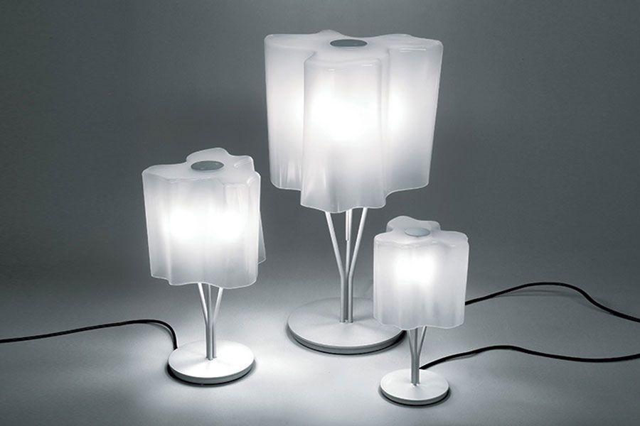 Artemide Logico Limelinecoza Product Category Light TableTable LampsLightboxBuffet Lamps