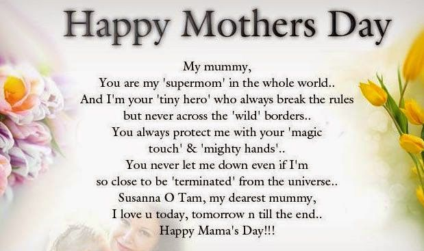 Happy Mothers Day 2016 Wishes Greetings Whatsapp Status For Motherhood Dp Happy Mothers Day Poem Happy Mothers Day Wishes Mothers Day Poems