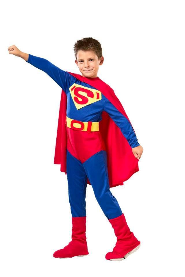 Disfraz de Superman para niños 33816a8e2f3