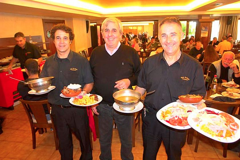 Restaurant El Cruce