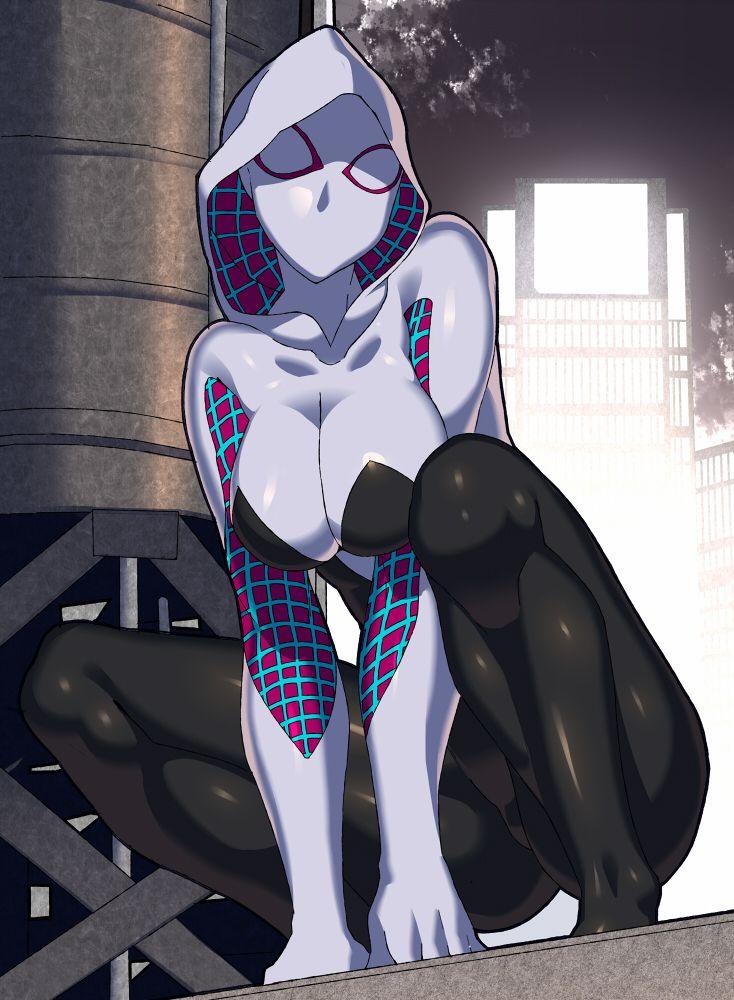 Spiderman sex porn