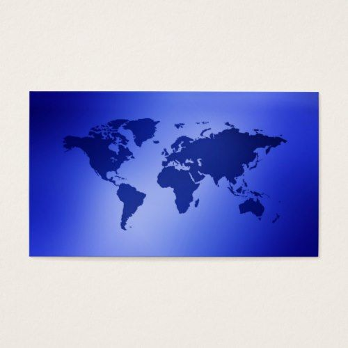 Old Globe Map Business Cards | Zazzle com | Flight Attendant