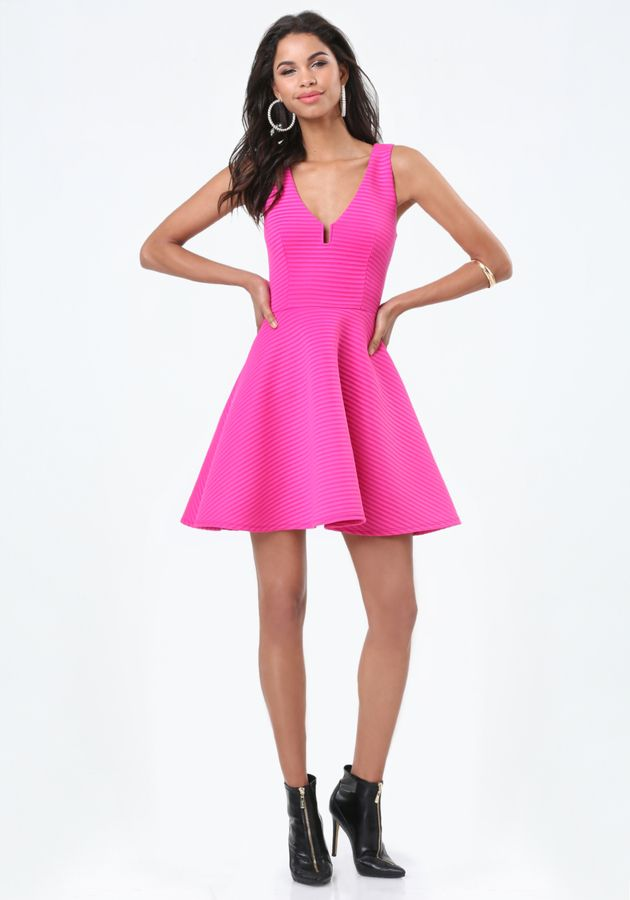 Va Va Voom Flared Dress - $139.00