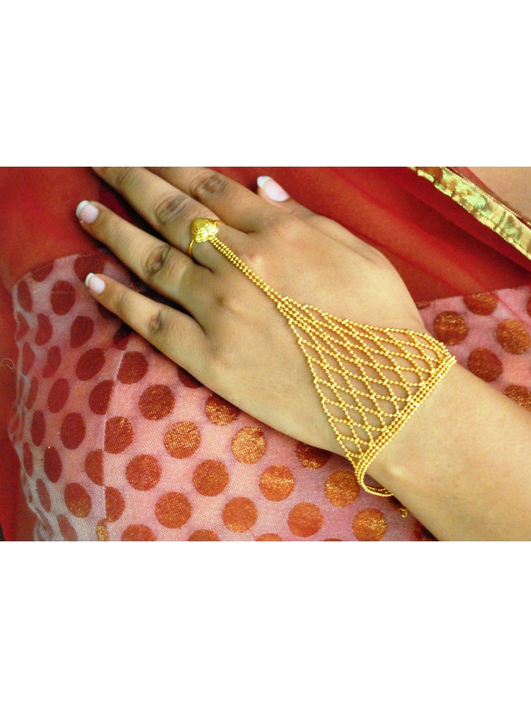 Indian ethnic ring bracelet buy online indian ethnic ring bracelet
