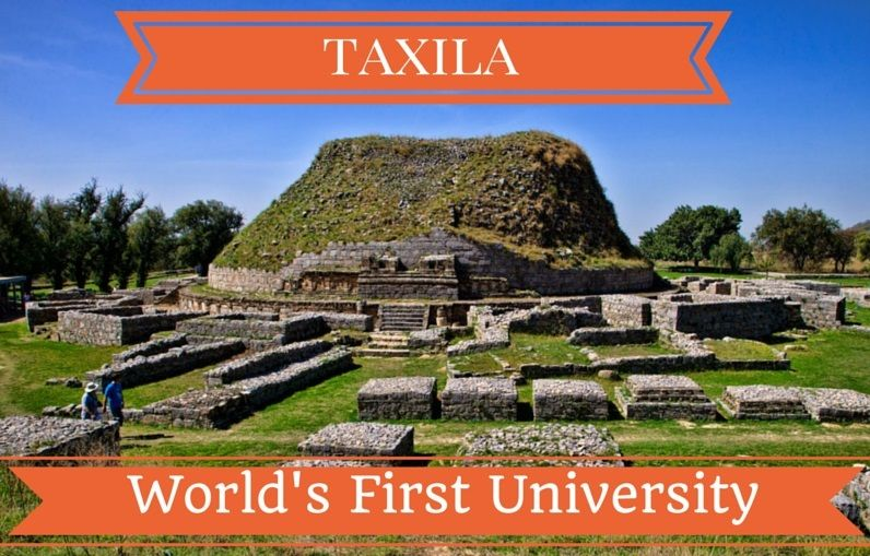 Takshashila Worlds Oldest University History Of India Ancient