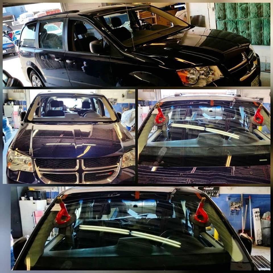 2017 Dodge Caravan windscreenrepairottawa