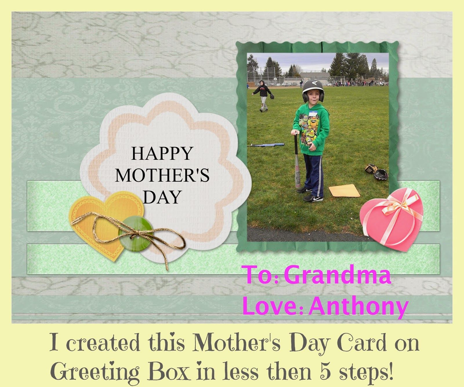 Create greeting cards easily on your mac with greeting box a giveaway kristyandbryce Images