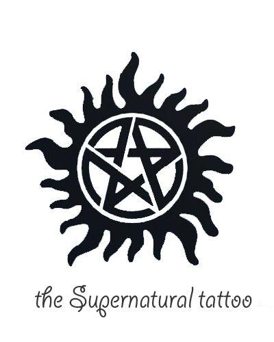 51 Supernatural Tattoo ideas | supernatural tattoo