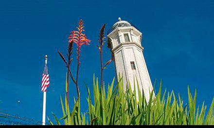 Alcatraz Lookout