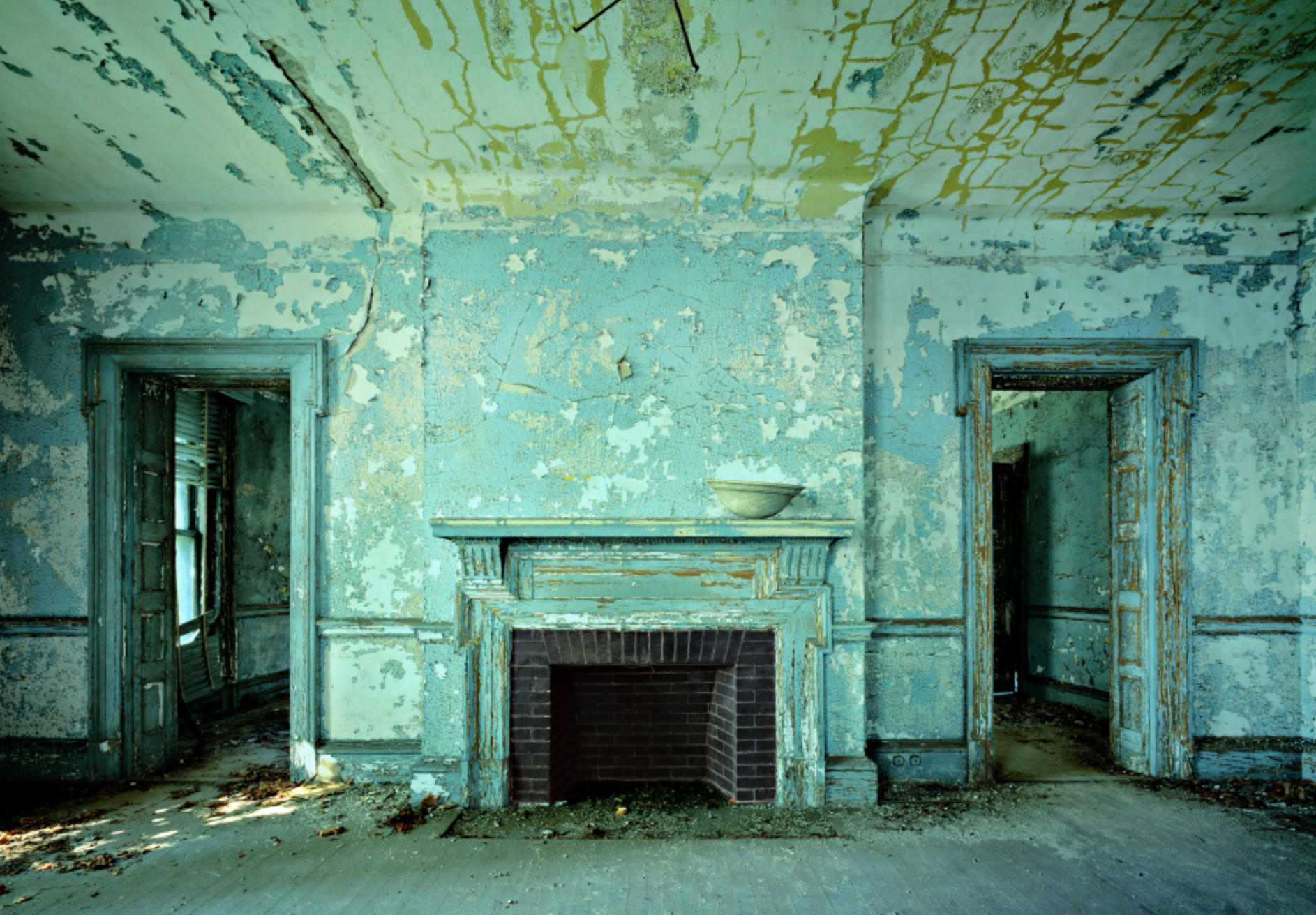 Pin By Steve Oakes On Abandoned Spaces