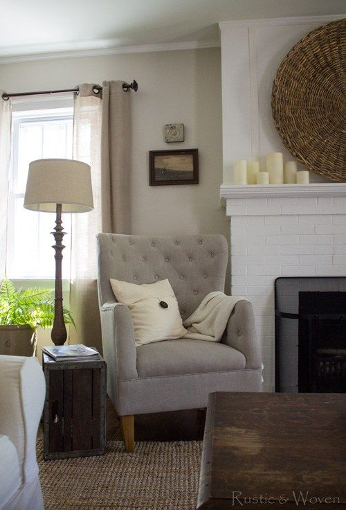 Summer living room great rooms new homes interior also rusticandwoven house rh pinterest