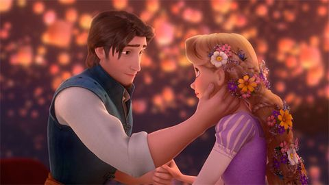 Tangled! That's right...Tangled!