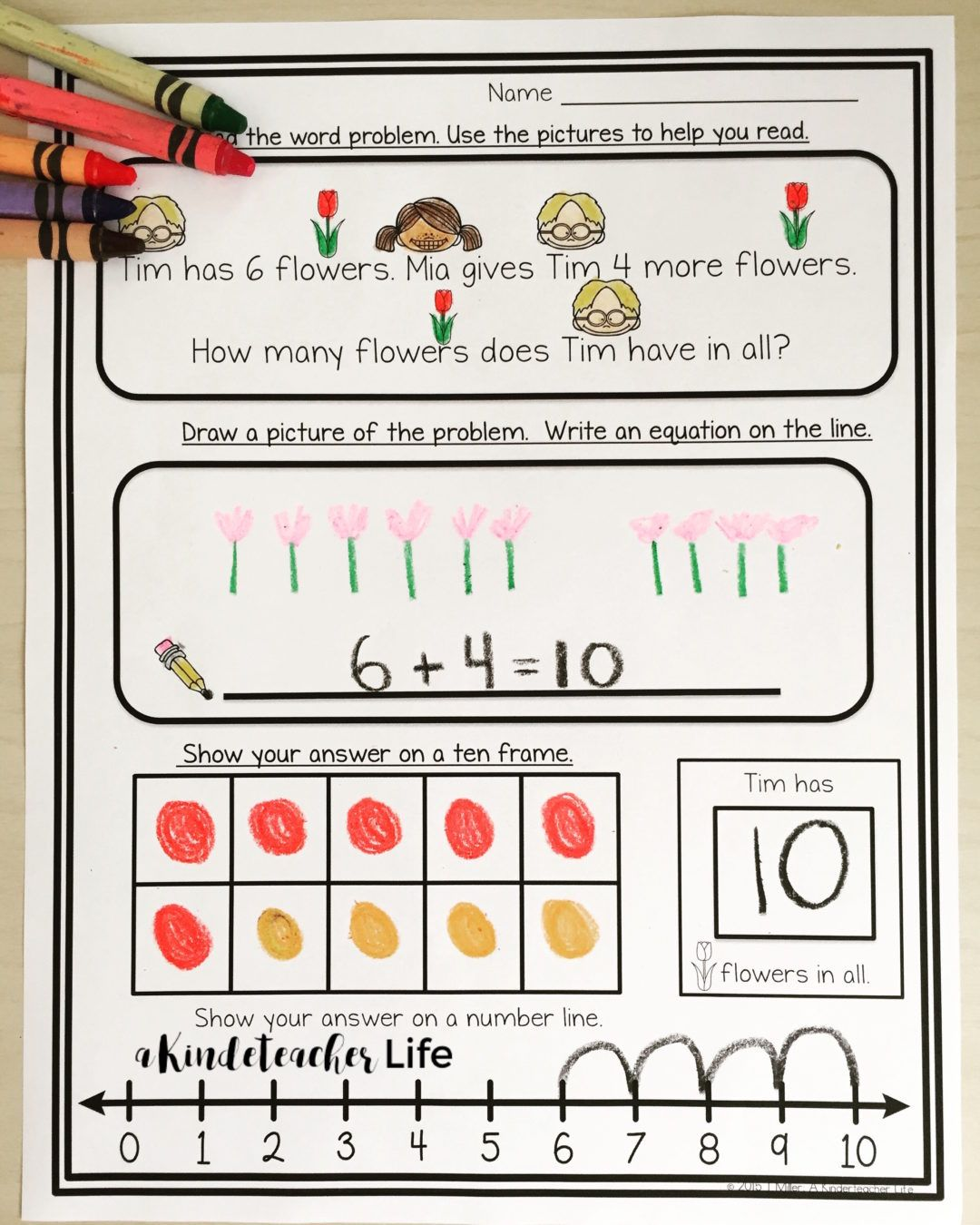 Let S Solve Word Problems Using Multiple Strategies