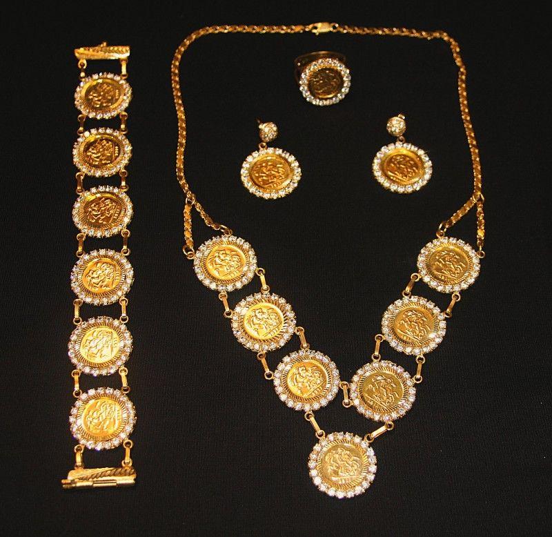 turkis smykker