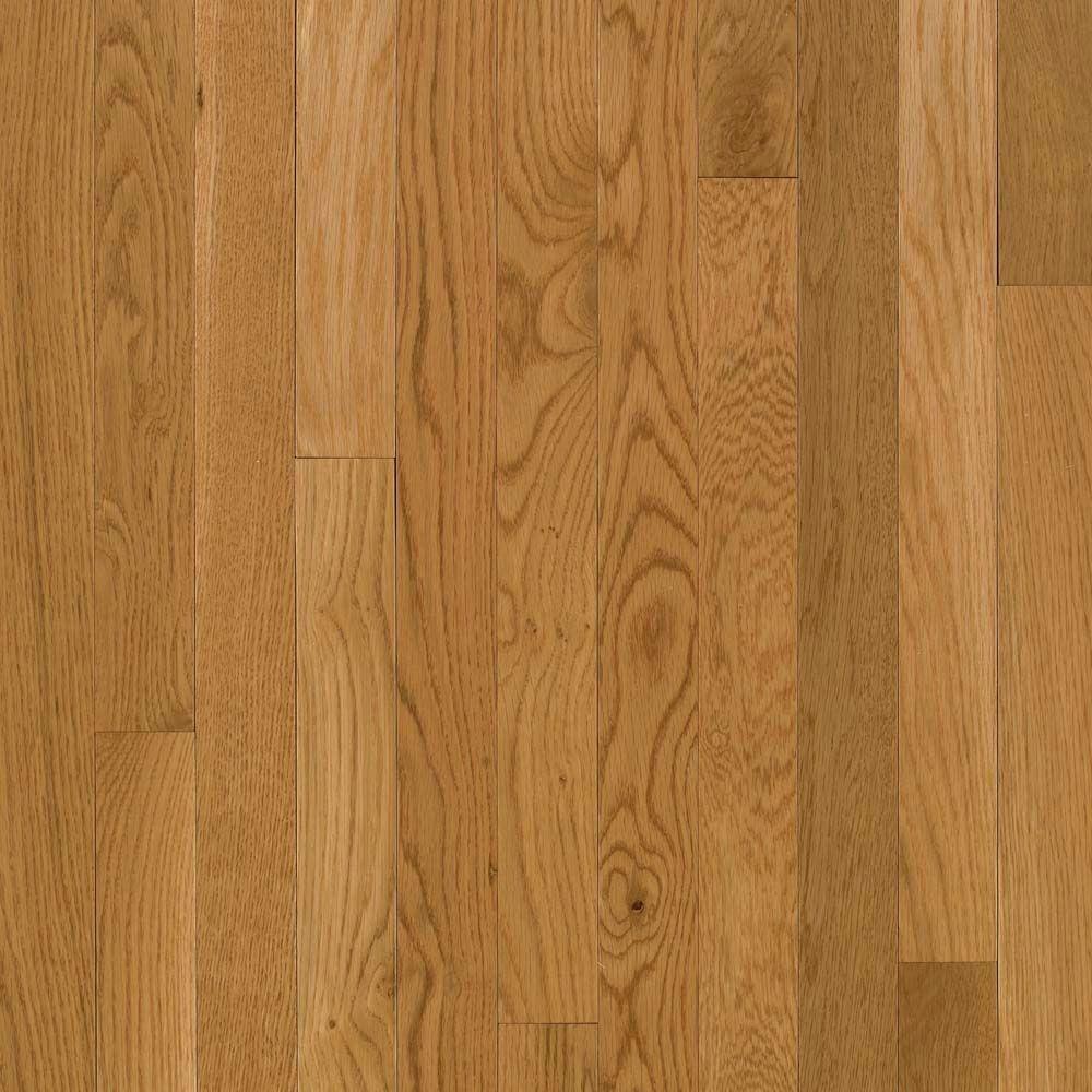 Bruce Take Home Sample Butterscotch Oak Solid Hardwood Flooring 5 In X 7 In Br 135629 Hardwood Floors Oak Hardwood Flooring Hardwood