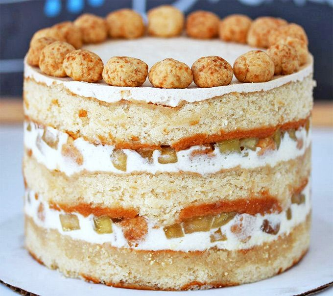 Apple Pie Layer Cake De Christina Tosi Recipe Lunches For Work