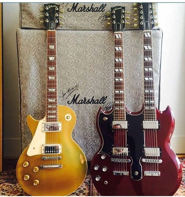 Left handed Gibsons