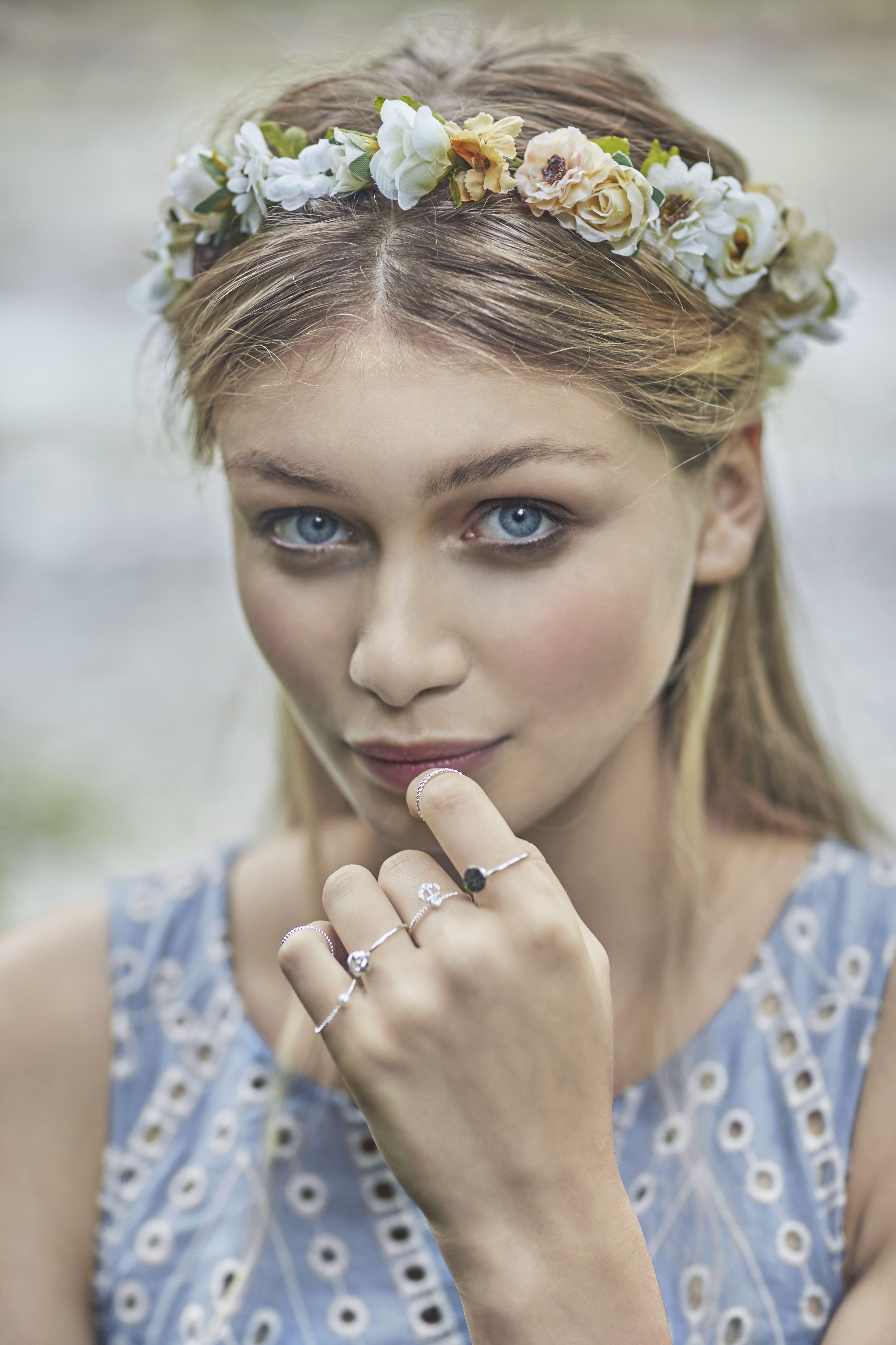 Kleidung & Accessoires Braut-accessoires Haarnadel Blüte Blume Kopfschmuck Haarschmuck Braut Hochzeit Kommunion Weiß Ruf Zuerst