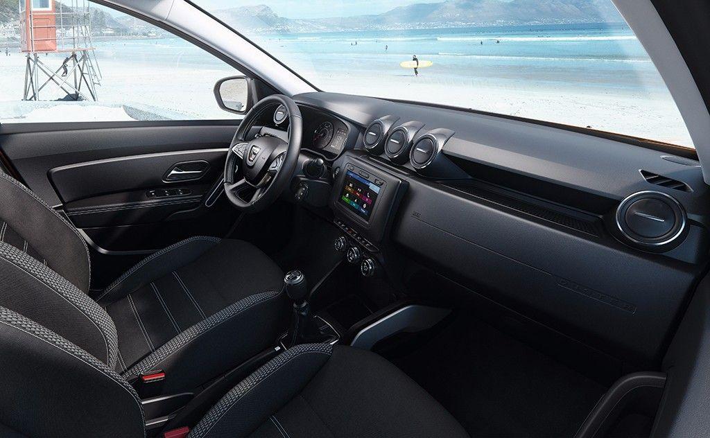 Dacia Duster 2018 interior moderno | Dacia Duster 2018 | Pinterest