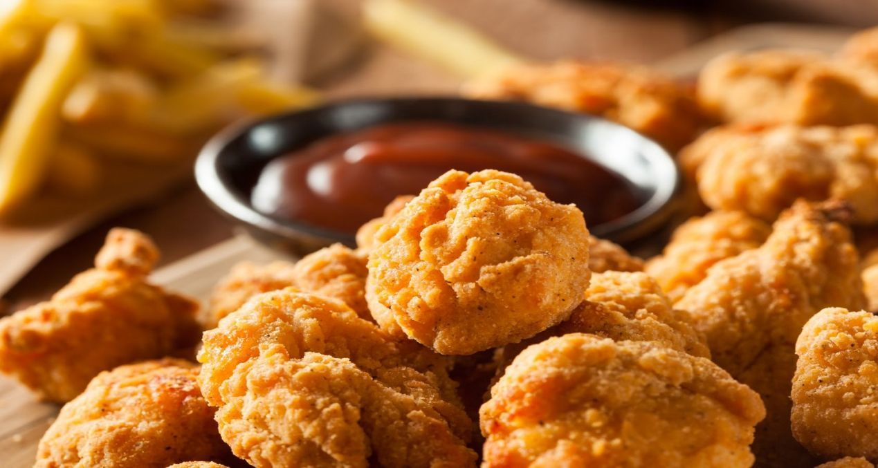 Chicken Popcorn Recipe (With images) Popcorn chicken