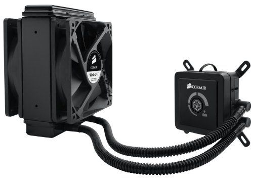 Corsair Hydro Series H80 High Performance Liquid Cpu Cooler Cwch80 High Performance Cooler Reviews Best Computer
