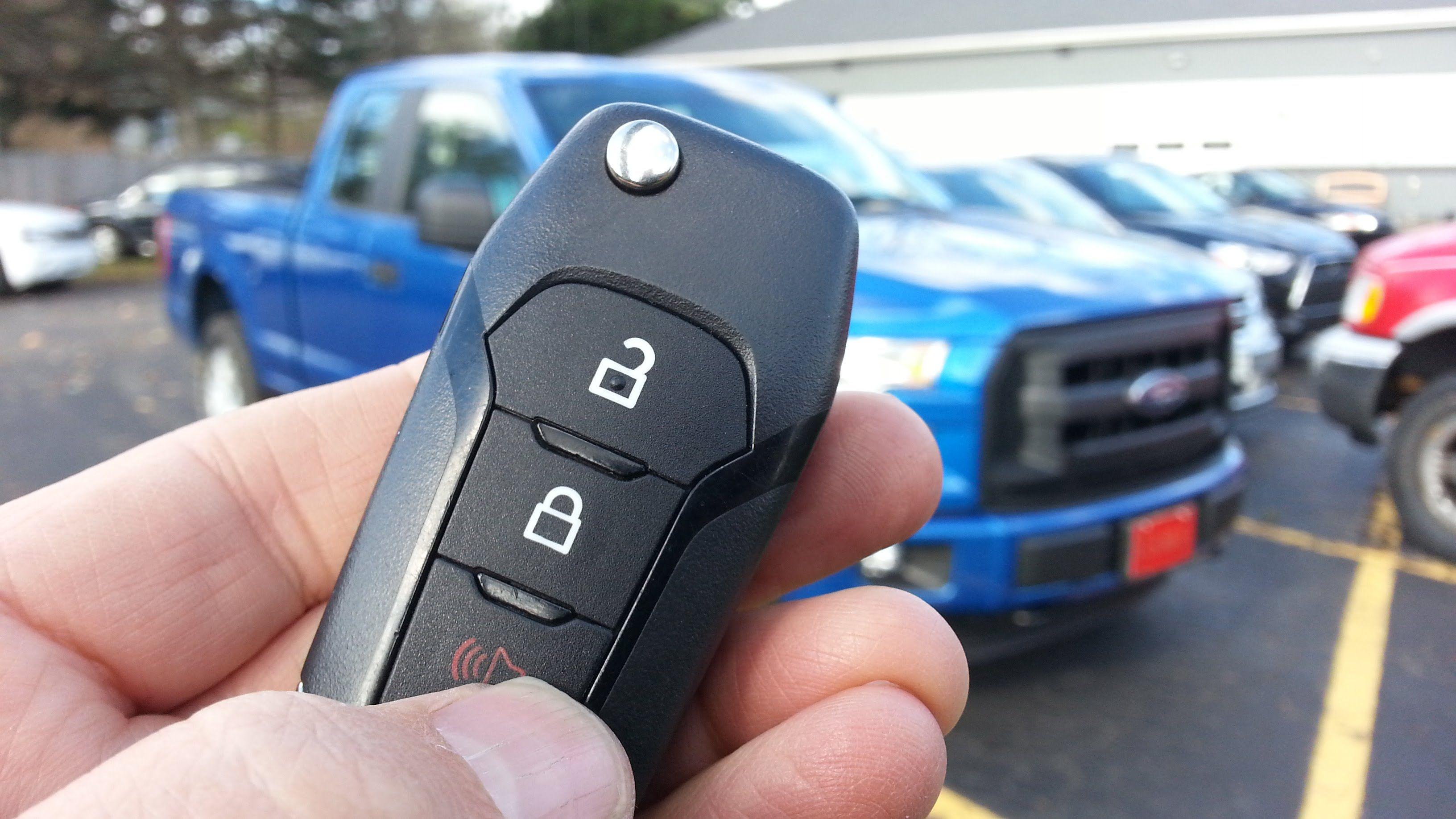 Ford F150 Flip Key Key Key Fob Ford Explorer