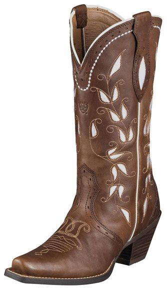 d57d37e2eece Enter to win a pair of Ariat Sonora Cowgirl Boots