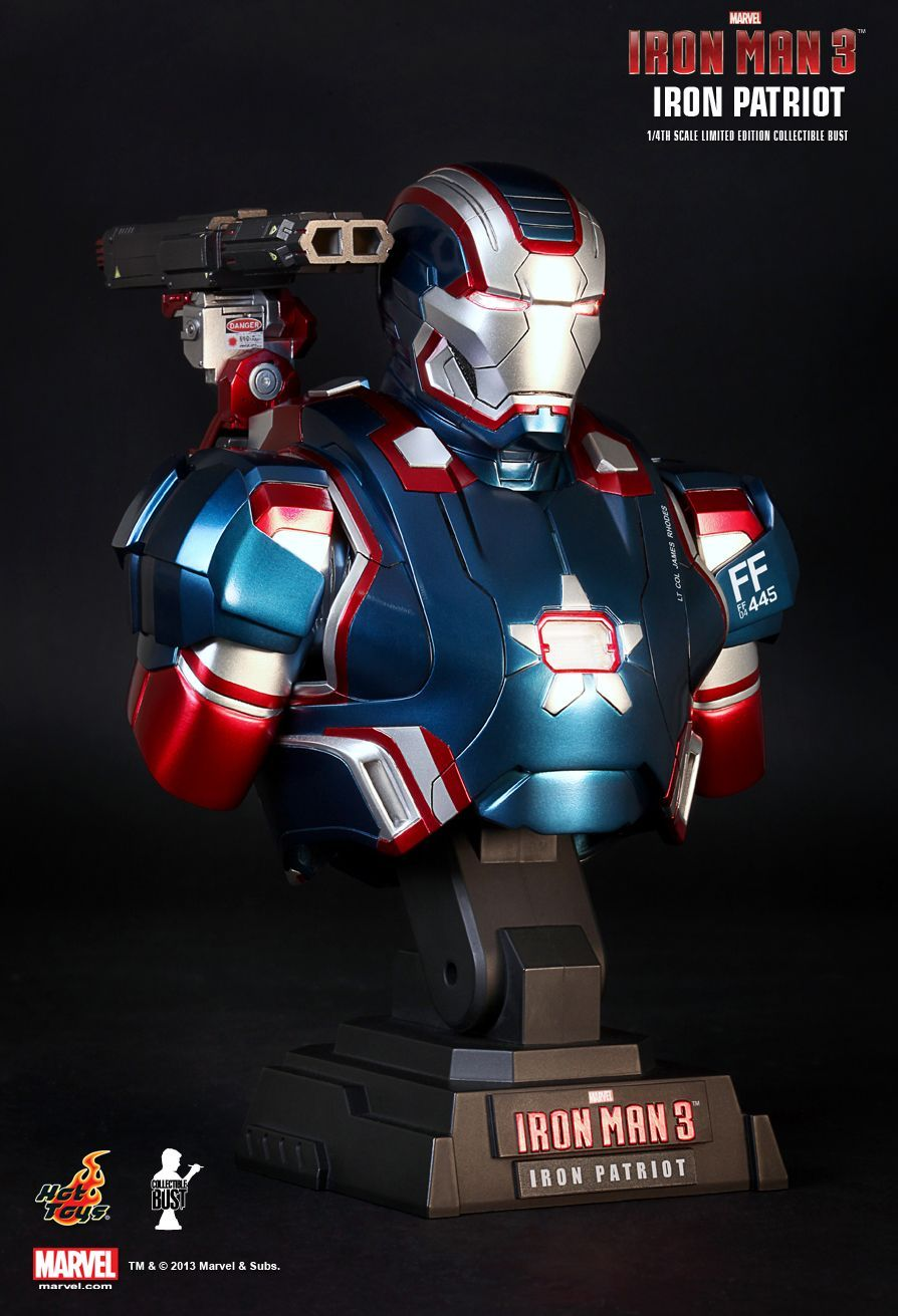 Man ToysIron 14th Limited Patriot Edition Hot 3 Scale WYEH2eD9I