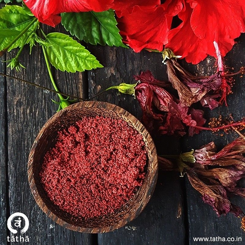 Also Know As The Botox Plant Hibiscus Works As An Excellent Anti Ageing And Anti Pollution Agent Dry Out The Hibisc Hibiscus Aloe Vera Gel Hibiscus Flowers