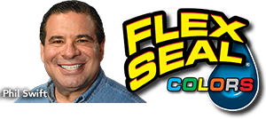 Flex Seal The Easy Way To Coat Seal And Stop Leaks Fast Seal Flex Phil Swift
