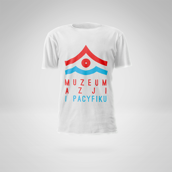 The Asia and Pacific Museum in Warsaw Logo by Mateusz Łosiński, via Behance