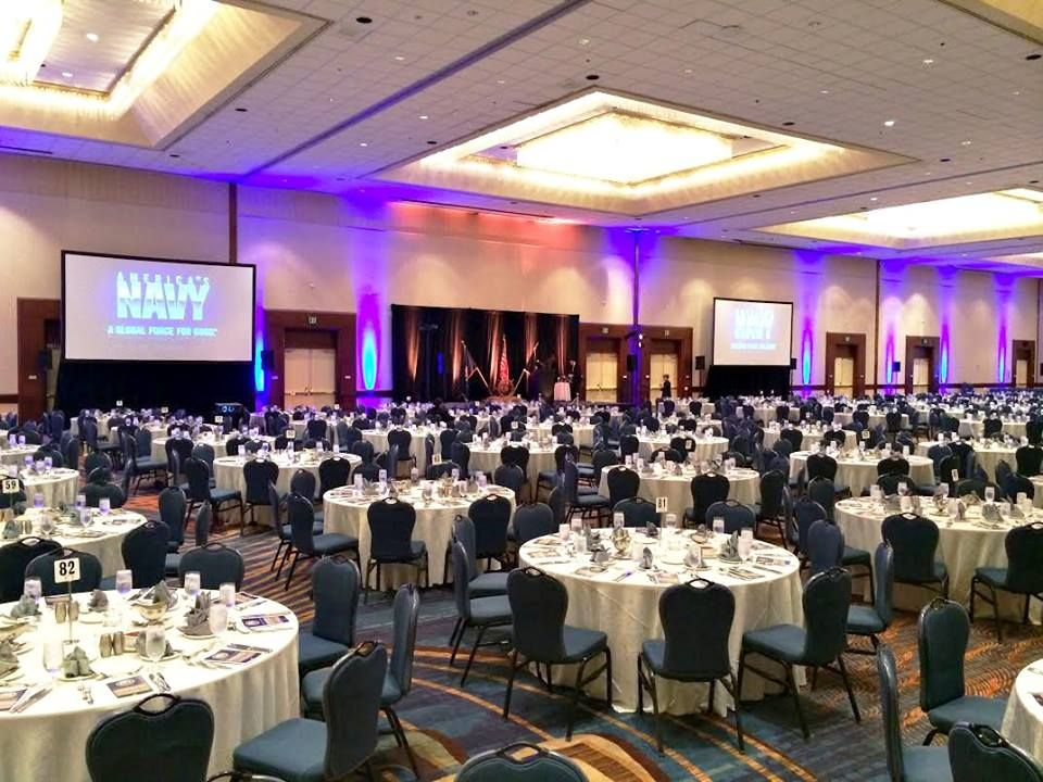 With great honor, the Marriott Marquis San Diego Marina helped celebrate San Diego's 239th Navy Birthday Ball. We are proud to report the event was a huge success! #NavyBall #marriottmarquissd #sandiego