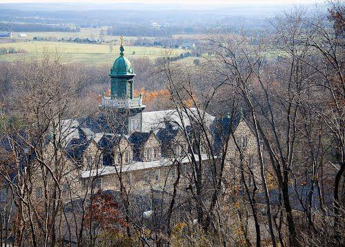 National Shrine Grotto of Lourdes - Emmitsburg, MD