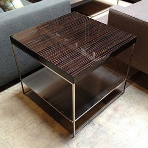 Minotti Calder Side Table Absolutely beautiful side table