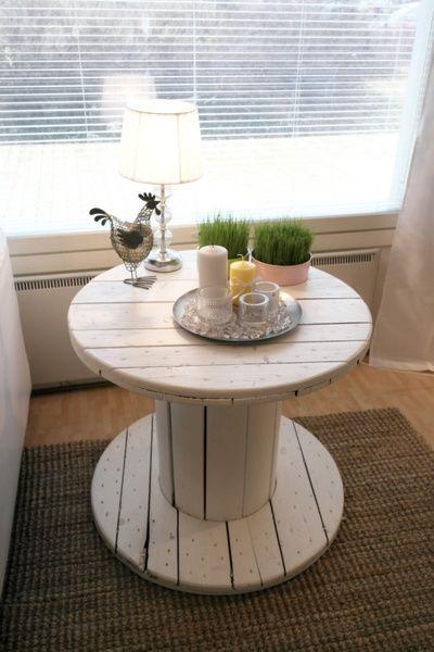 olohuone,sohvapöytä,pääsiäinen,rairuoho,pääsiäiskoriste,sivupöytä