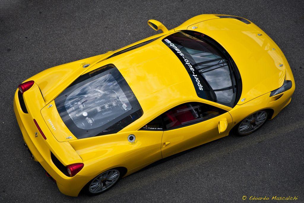 Ferrari F458 Challenge