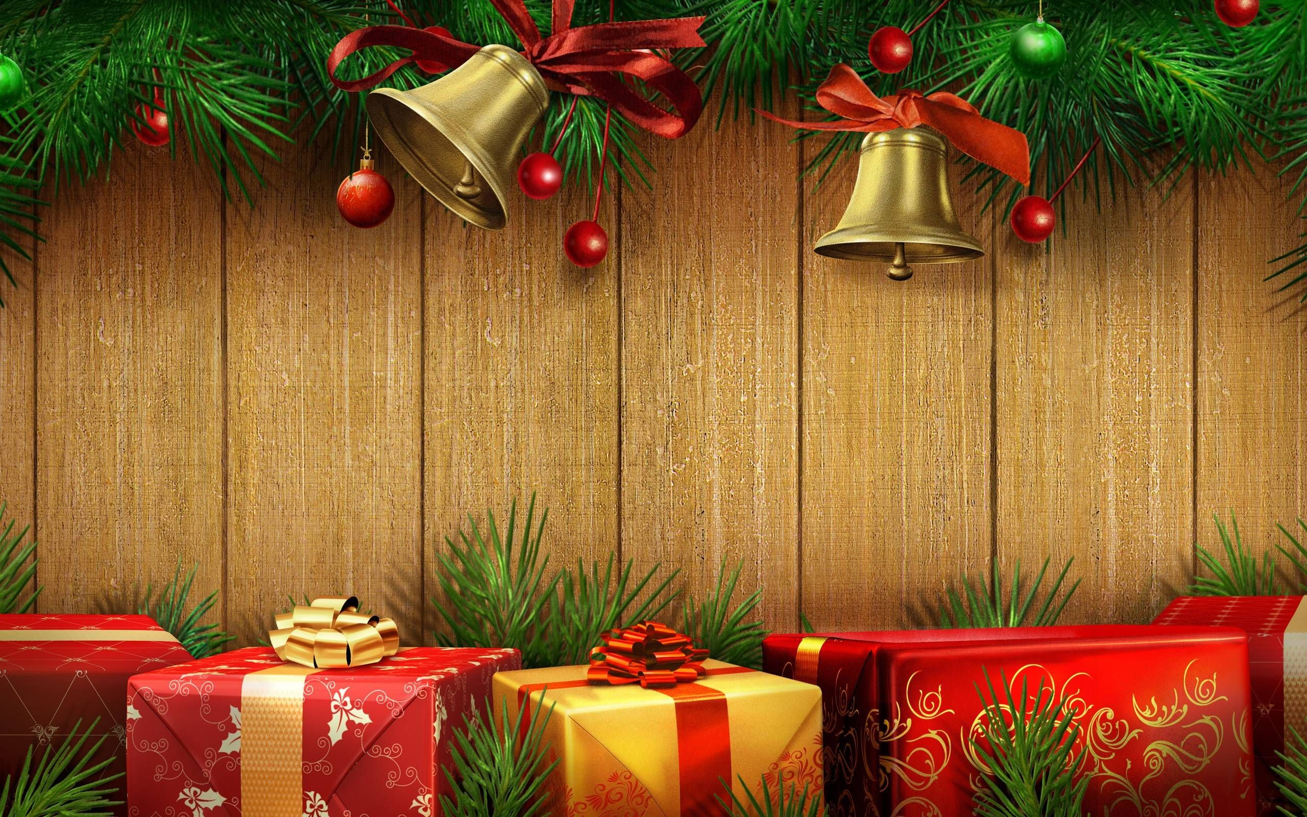 Christmas Gift Backgrounds Wallpaper