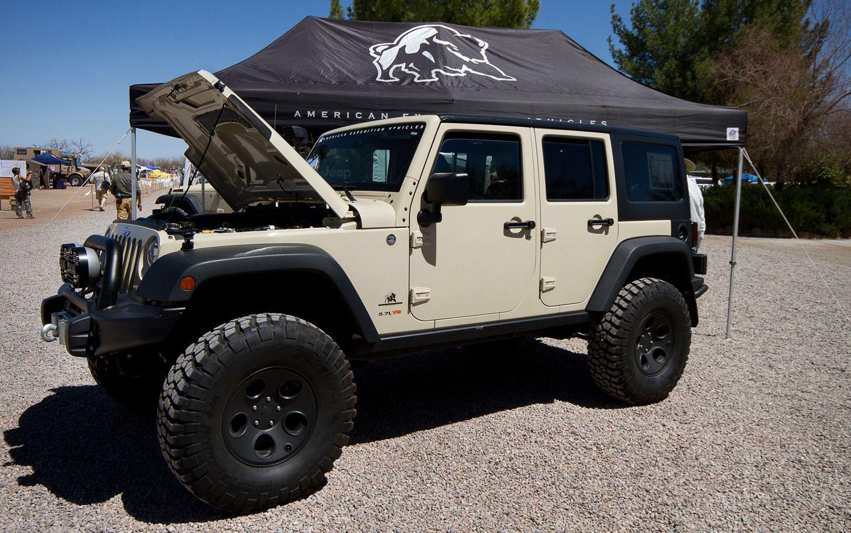 2011 overland expo jeep