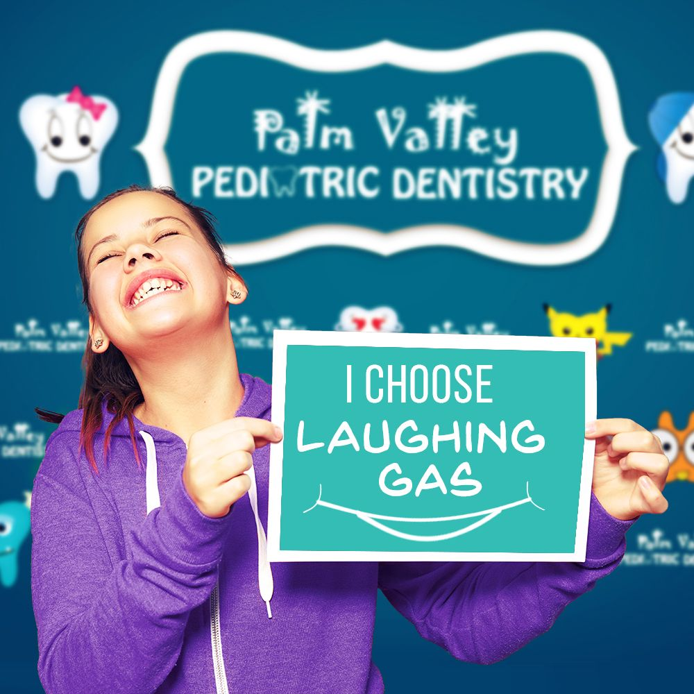 Did you know that nitrous oxide has been used in dental procedures for 100 years?   Palm Valley Pediatric Dentistry No Cavity Club  www.pvpd.com #pvpd #kid #child #children #sweettooth #baby #smile #dentist #pediatricdentist #goodyear #avondale #surprise #phoenix #litchfieldpark #verrado #dentalcare #kidsdentistavondale #childrendentistavondale #pch #nocavityclub #dino #dinodental #dinodentalchair #MondayMorning #TheEarlyBirdCatches #yale2017 #Consensus2017